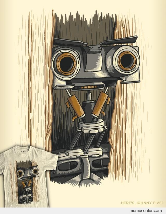 Here S What Kylie Jenner Lipstick Looks Like On: Here's Johnny 5! By Ben