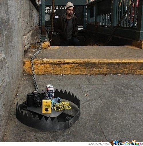 Hipster Trap