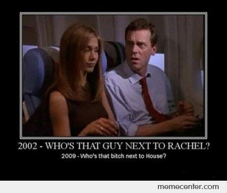 House And Rachel 2002 and 2009