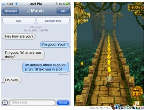 how to first start texting a girl