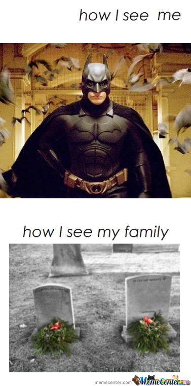 How I see Me , How I see my family