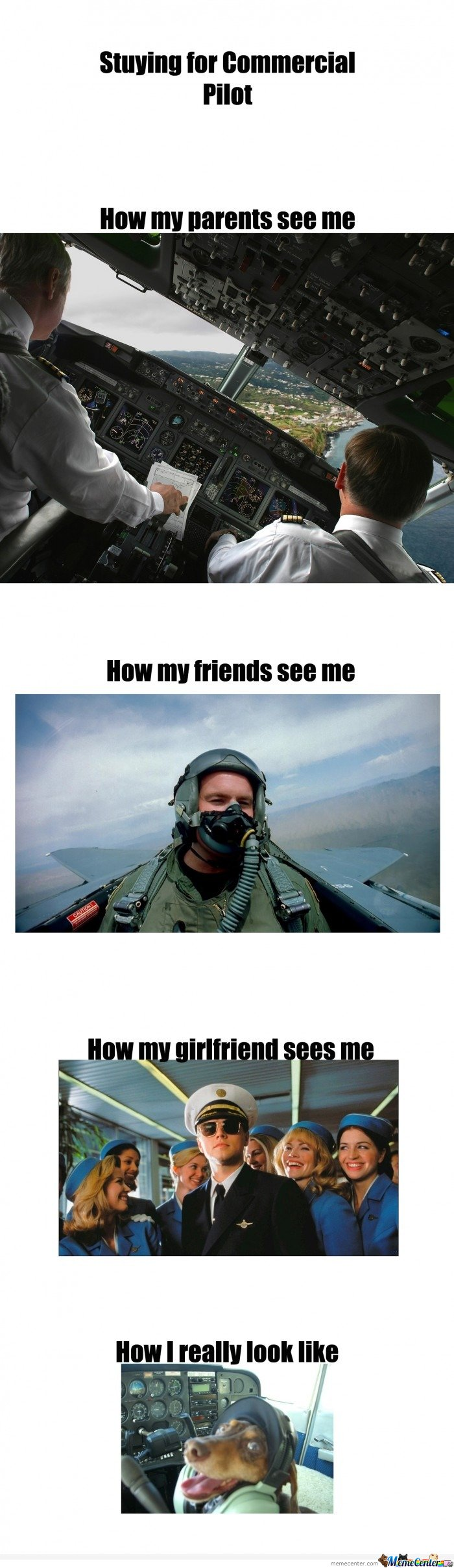 How people see me - Pilot