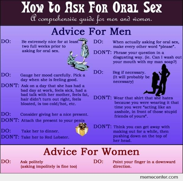 Best way to perform oral sex on a woman