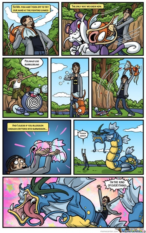 How to grow your magikarp : The only way we know how..