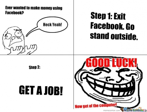 How to make money using only Facebook_c_134557 meme center brook likes page 1