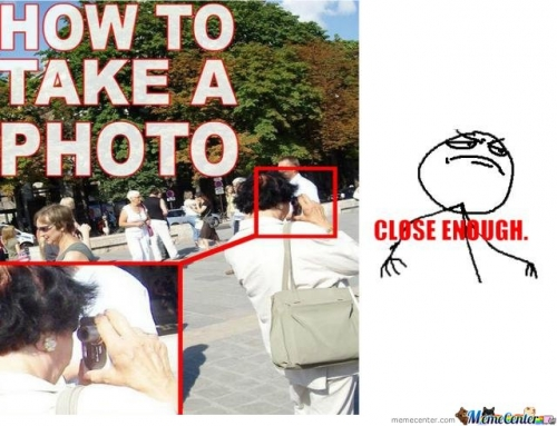 How to take a photo?