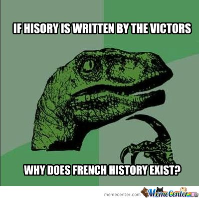 IF History Written By The Victors