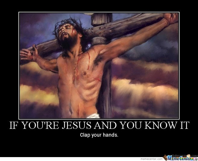 If You Are Jesus