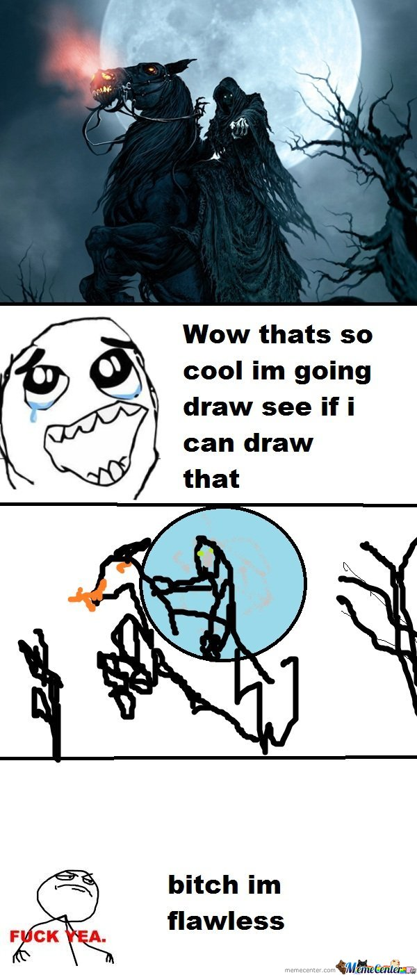 Im Going Draw See If I Can Draw That