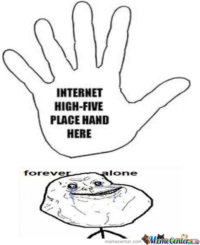 Internet High-Five by ...