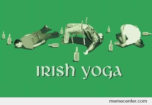Irish Yoga_o_34936 irish yoga by ben meme center