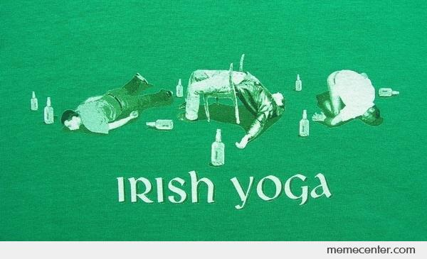 Irish yoga_o_8778 irish yoga by ben meme center
