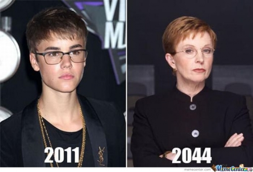 Justin Bieber Now And Then