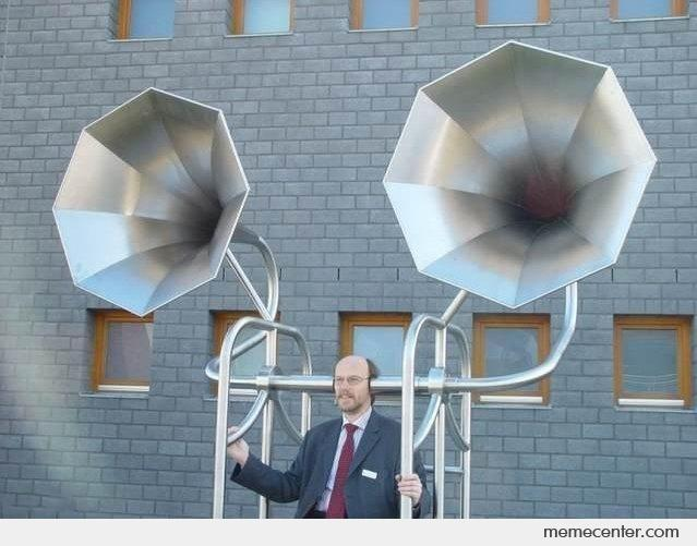 Largest Hearing Aid Ever_o_13032 largest hearing aid ever by ben meme center