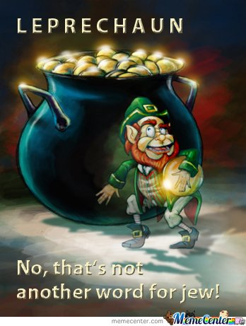 Leprechaun By Mister Meme Meme Center