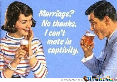 Marriage? No Thanks