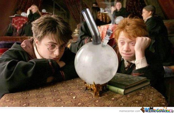 Meanwhile In Hogwarts