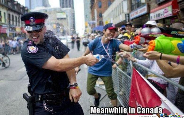 Meanwhile in Canada.
