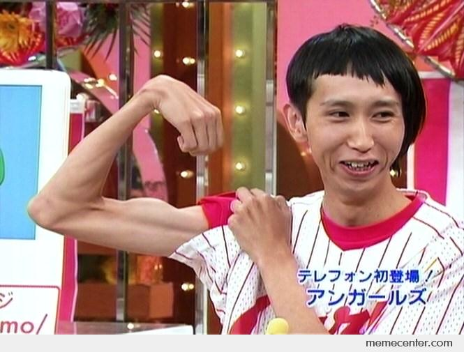 Meanwhile in Japan: Bodybuilding Contest