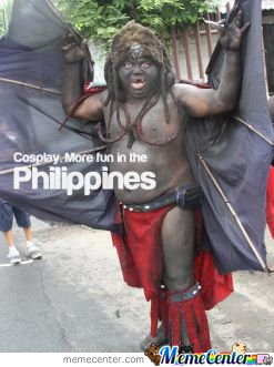 Meanwhile in Philippines