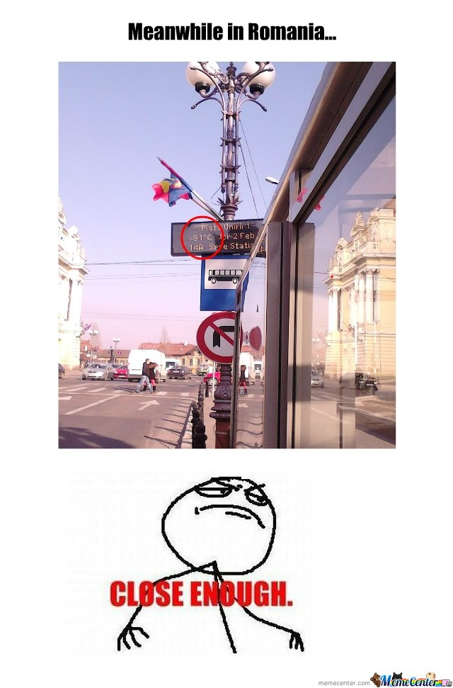 Meanwhile in Romania_o_143695 meanwhile in romania by 9gtfo meme center