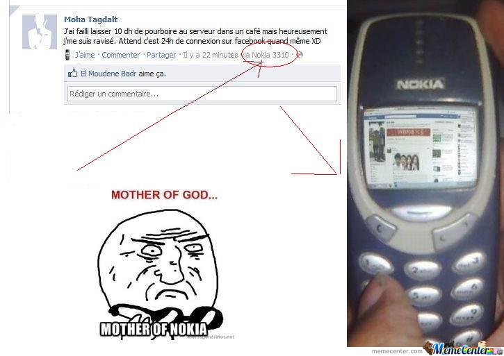 Mother Of Nokia ...