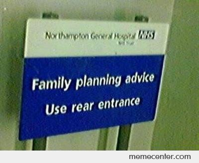 Nice Family Planning Advice By Ben Meme Center