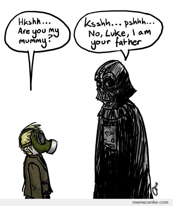 No Luke I am your father_o_83990 no , luke, i am your father by ben meme center