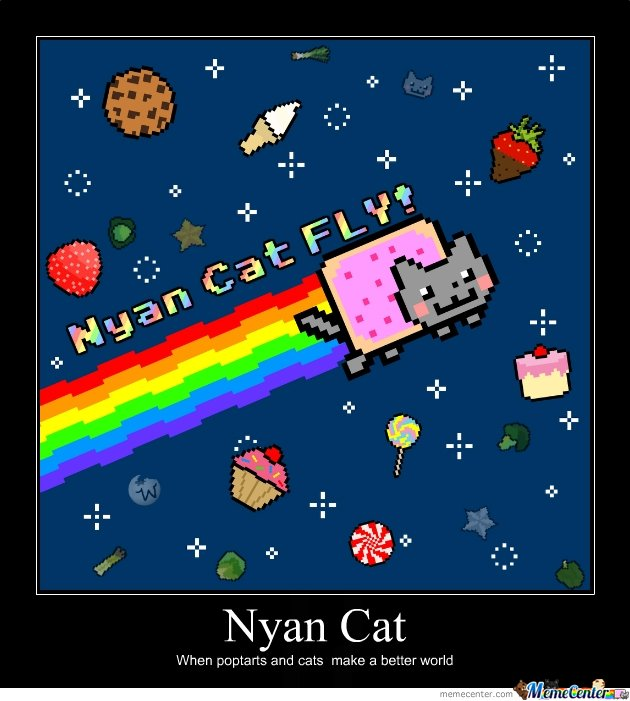 Nyan Cat_o_122700 nyan cat by kimmyqueen meme center