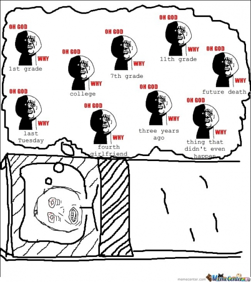 Obsession Rage Comic