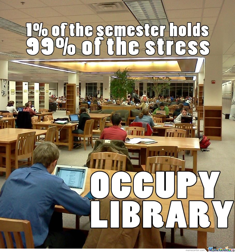 Occupy Library