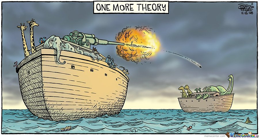 One More Theory!