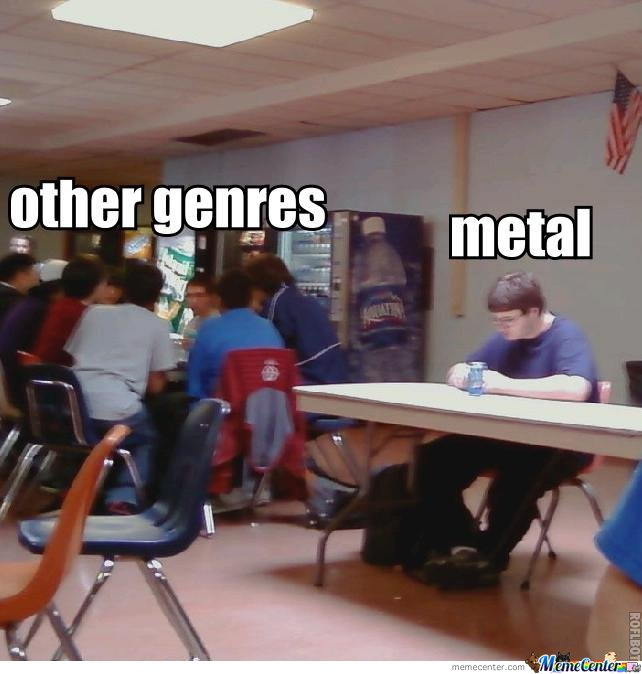 Other genres - Metal