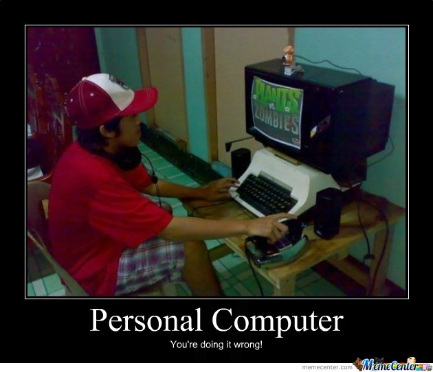 PC in Indonesia