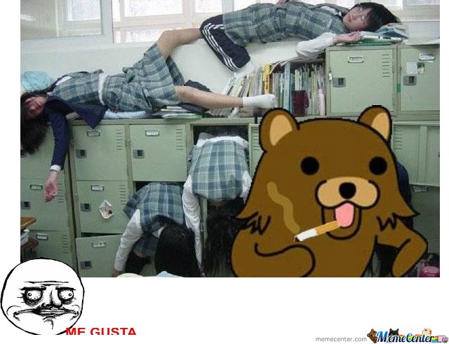 Pedobear,what have you done???