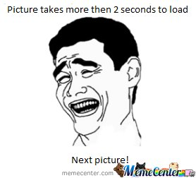 Picture takes more than 2 seconds to load