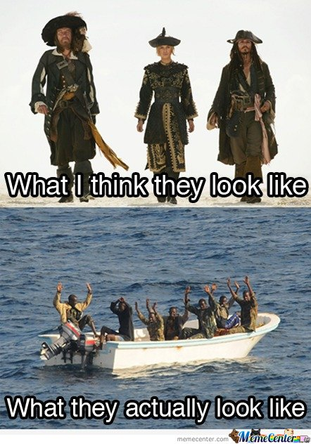 Pirates , expectations vs reality