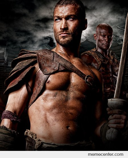 R.I.P. Andy Whitfield. We Will Miss You ;(