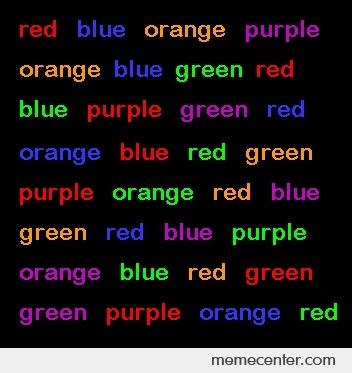 dse212 tma03 stroop effect colour neutral words