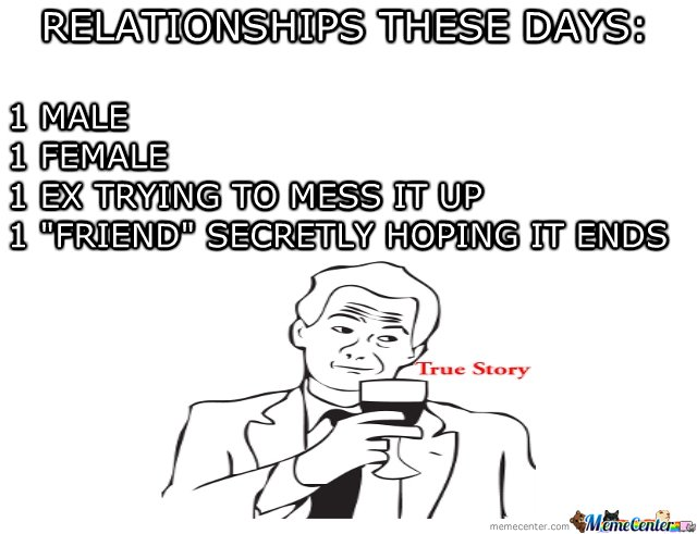 Relationships These Days