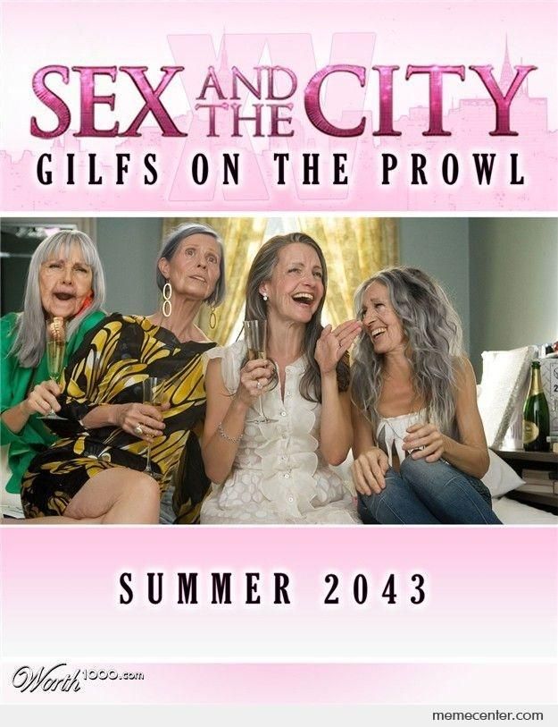 Gil sex and the city