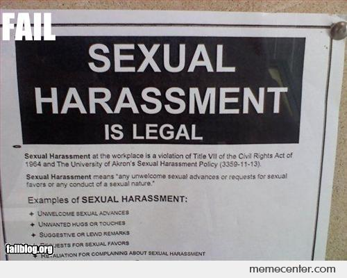 Know Your Rights at Work: Workplace Sexual Harassment