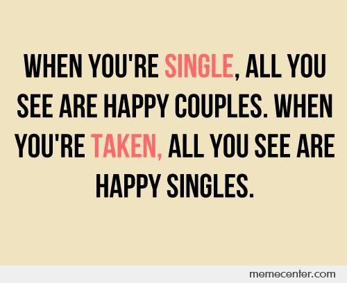 happy being single quotes tumblr - photo #7