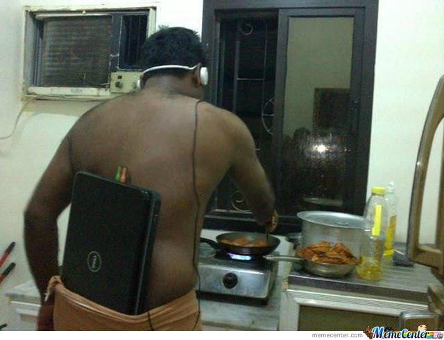 Some can tell him about the ipod?