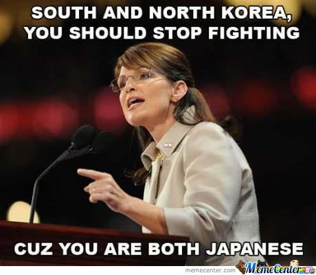 South And North Korea You Should Stop Fighting