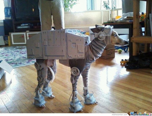 Star Wars Doggy