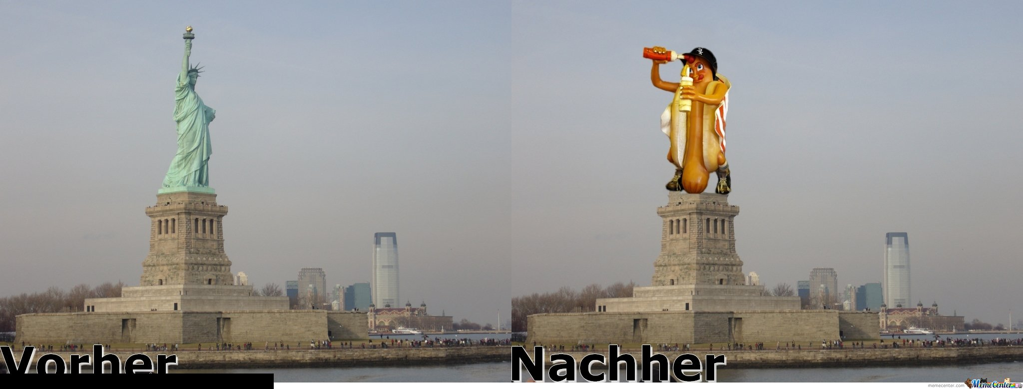 Statue Of Liberty In The Future