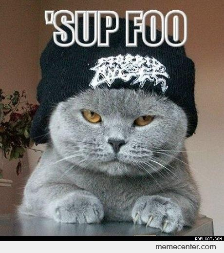 Quotes About Love For Him: Sup Foo... By Ben