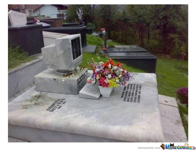 That's The Kind Of Grave I Want