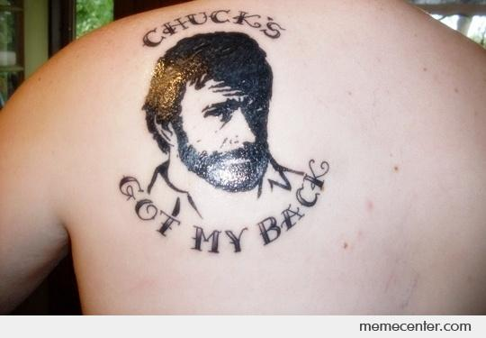 The best tattoo ever made by ben meme center for The best tattoos ever